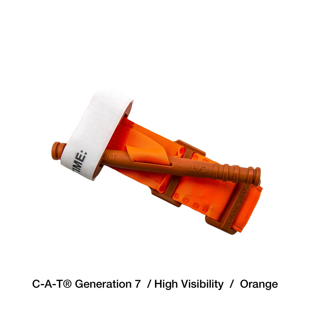 C.A.T. Gen 7 - Combat Application Tourniquet